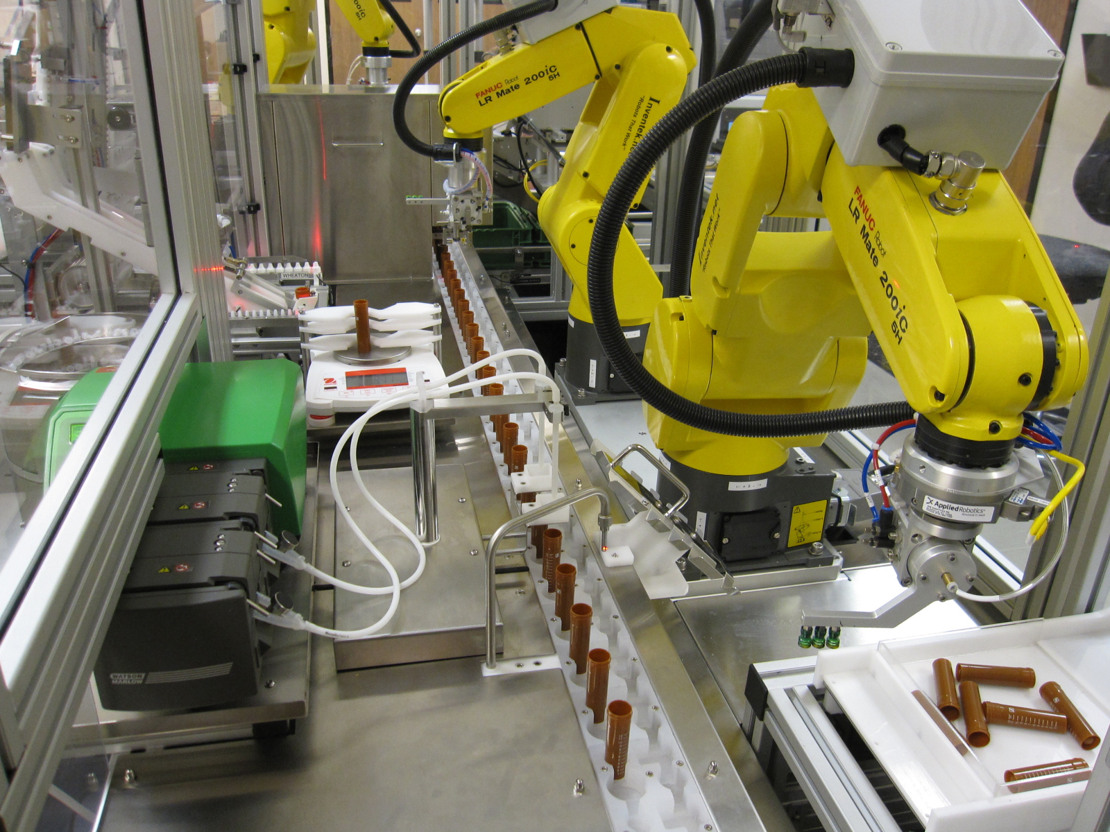 Inventek Engineering Robotics Amp Automation Engineering